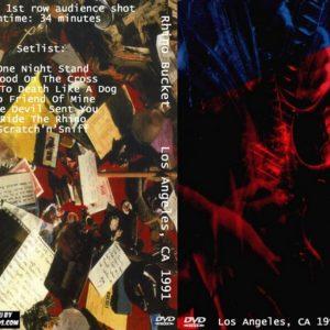 Rhino Bucket 1991 Los Angeles, CA DVD