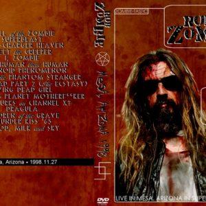Rob Zombie 1998-11-27 Mesa AZ DVD