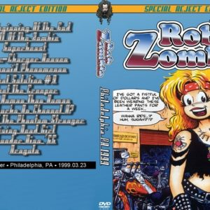Rob Zombie 1999-03-23 Philadelphia PA DVD