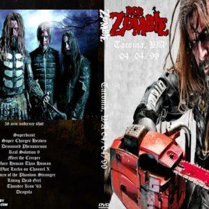 Rob Zombie 1999-04-04 Tacoma, WA DVD