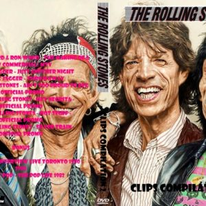 Rolling Stones - Clips Collection 2 DVD