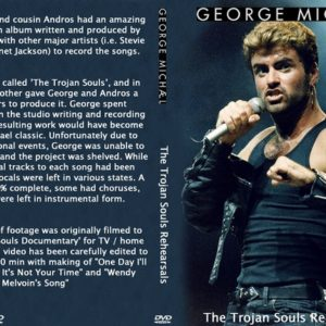 George Michael 1993 The Trojan Souls Rehearsals DVD