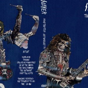 Slayer 1984-01-21 Roxy Theater, Los Angeles, CA DVD