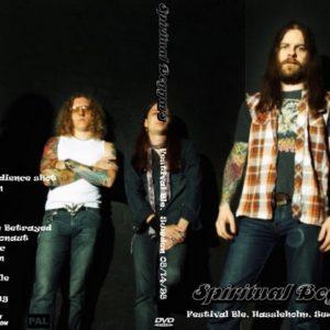 Spiritual Beggars 1998-08-14 Festival Ble, Hassleholm, Sweden DVD