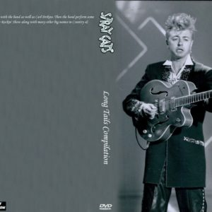Stray Cats Long Tails Compilation DVD