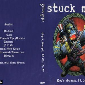 Stuck Mojo 1997-08-13 Pop's, Sauget, IL DVD