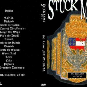 Stuck Mojo 1998-02-28 St. Louis, MO DVD