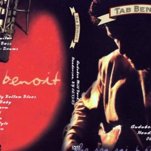 Tab Benoit 2003-06-13 Audubon Mill Park, Henderson, KY DVD