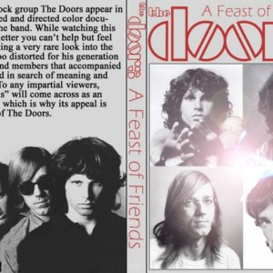 The Doors A Feast of Friends DVD