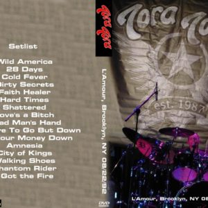 Tora Tora 1992-08-22 L'Amour, Brooklyn, NY DVD