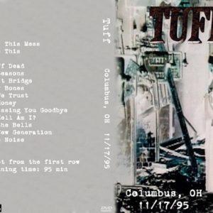 Tuff 1995-11-17 Columbus, OH DVD