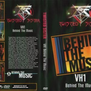 Twisted Sister 2001 VH1 Behind The Music DVD