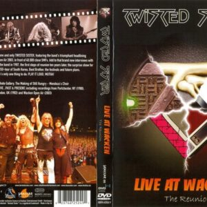 Twisted Sister 2003-08-01 Wacken Open Air Festival, Germany DVD