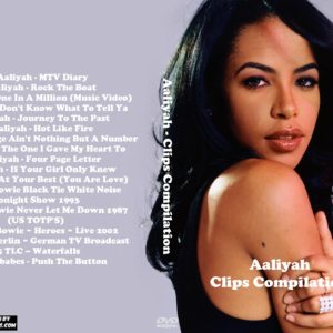 Aaliyah - Clips Compilation DVD