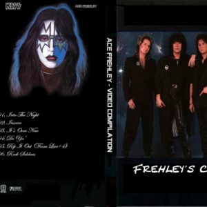 Ace Frehley 1989 Video Compilation DVD