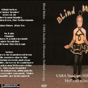 Blind Melon 1993-11-10 VARA Studios, Hilversum, Holland DVD