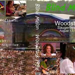 Blind Melon 1994-08-13 Woodstock NY DVD