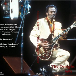 Chuck Berry 1987-11-06 The Tonight Show NBC Studios, Burbank CA DVD