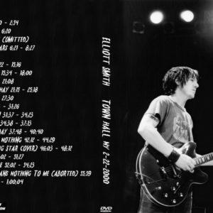 Elliott Smith 2000-02-22 Town Hall NY DVD