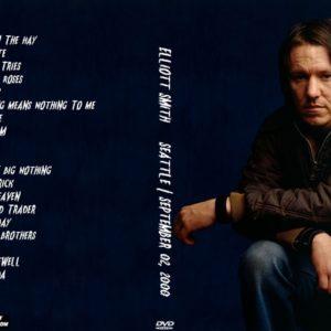 Elliott Smith 2000-09-02 Seattle DVD