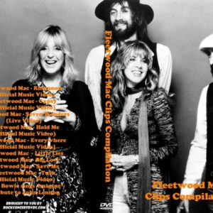 Fleetwood Mac Clips Compilation DVD