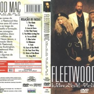 Fleetwood Mac - Live In Concert - Mirage Tour 1982 DVD