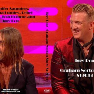 Iggy Pop - Graham Norton Show S19E14 DVD