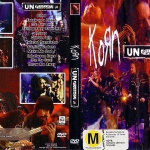 Korn 2006 MTV Unplugged DVD
