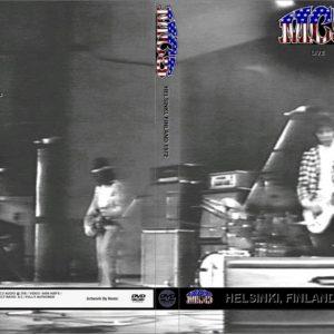 MC5 1972-11-17 Helsinki, Finland DVD