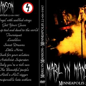 Marilyn Manson 1997-06-22 Minneapolis MN DVD