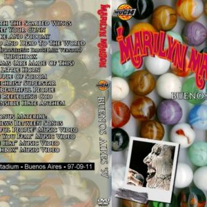 Marilyn Manson 1997-09-11 Buenos Aires Argentina DVD