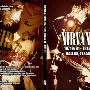 Nirvana - 10.19.1991 - DVD [Converti]
