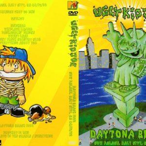Ugly Kid Joe 1992-06-13 Cow Palace, Daly City, CA + 1992-03-11 Spring Break, Daytona Beach, FL DVD