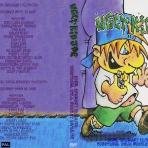 Ugly Kid Joe 1992-10-24 Bonn, Germany + 1993-05-02 Spectrum, Oslo, Norway DVD