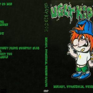 Ugly Kid Joe 1992-11-01 Melody, Stockholm, Sweden DVD