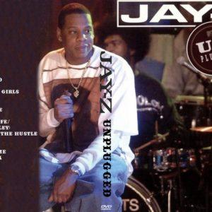 Jay Z 2001-12-12 MTV Unplugged, New York, NY DVD