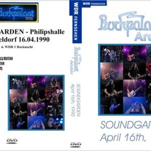 Soundgarden 1990-04-16 Dusseldorf, Germany DVD