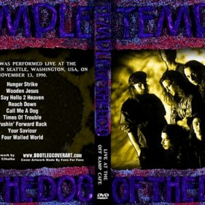 Temple Of The Dog 1990-11-13 Seattle WA DVD