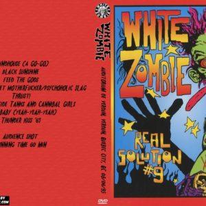 White Zombie 1993-08-06 Auditorium de Verdun, Verdun, Quebec City, QC DVD