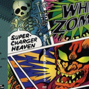 White Zombie 1994-02-14 Showplace Arena, Marlboro, MD DVD