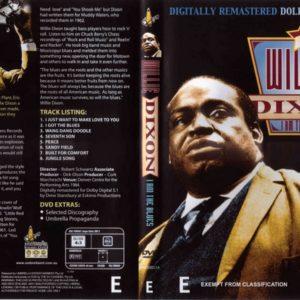 Willie Dixon 1984 I Am The Blues DVD