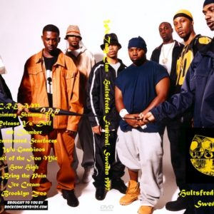 Wu Tang Clan 1997 Hultsfreds Festival, Sweden DVD