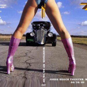 ZZ Top 2009-06-29 Jones Beach Theater, Wantagh, NY DVD
