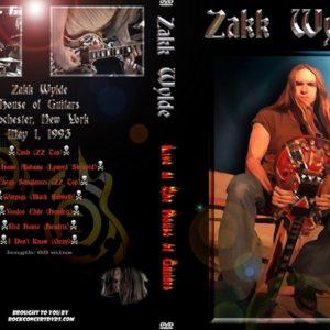 Zakk Wylde 1993-05-01 House Of Guitars, Rochester, NY DVD