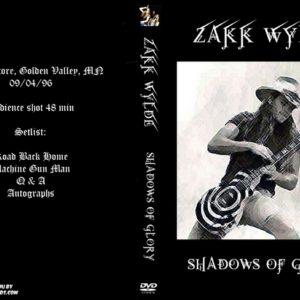 Zakk Wylde 1996-09-04 Record Store, Golden Valley, MN DVD