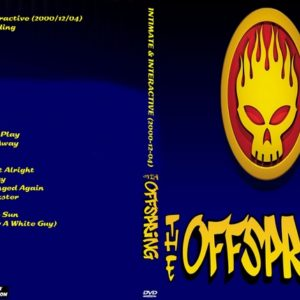 The Offspring 2000-12-04 Intimate & Interactive, Chum City Building, Toronto, Canada DVD