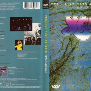 Yes 1975-05-10 London, England, United Kingdom DVD