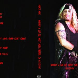 Vince Neil 2002-07-25 Whisky A Go Go, West Hollywood, CA DVD
