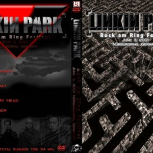 Linkin Park 2001-06-03 Rock am Ring, Germany DVD