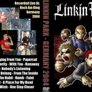 Linkin Park | Product categories | Rock Concert DVD's